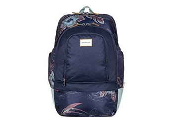 Quiksilver 1969 Special Parrot Jungle Navy Byj8 Rucksack