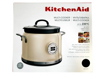 KitchenAid 5KMC4241EOB Onyx Schwarz Multikocher