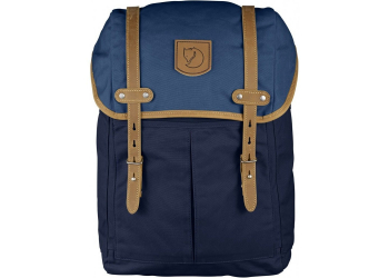 Fjällräven Rucksack No.21 555-520 Dark Navy-Uncle Blue