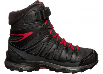 Salomon X-Ultra Winter GTX Asphalt/BlackRadi Kinder Outdoorschuhe