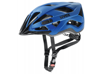 Uvex active cc blue- mat Helm