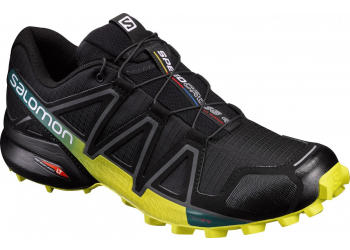 Salomon Speedcross 4 BK /Ever/Sul Laufschuhe