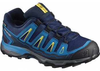 Salomon X-ULTRA GTX J Blue Depth/Cloi Laufschuhe