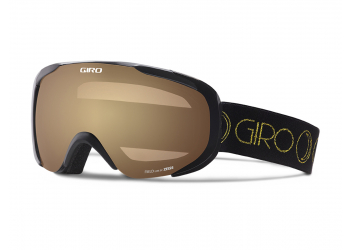 Giro Field black/gold 7071465 Skibrille