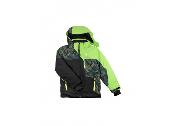 Spyder Ambrush Jacket 231013 black Kinder Skijacke Gr