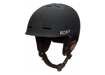 Roxy Avery black/floral Skihelm Gr