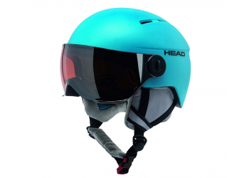 Head Squire blue 328107 Kinder Skihelm Gr.50-54 cm ( XS-S )