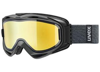 Uvex g.gl 300 TP anth.mat dl/yellow Skibrille
