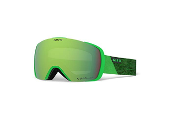 Giro Contact 19 7094217 brght grn peak viv emlrd Skibrille