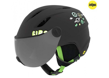 Giro Buzz MIPS Youth Snow mat blk/brt Helm