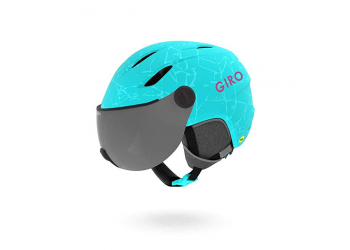 Giro Buzz MIPS Youth Snow mat glcr rck Skihelm