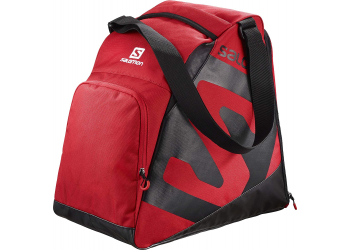 Salomon Extend Gearbag Barbados Cherry Black Skitasche