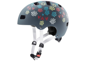 Uvex Kid 3 cc grey Kinderhelm