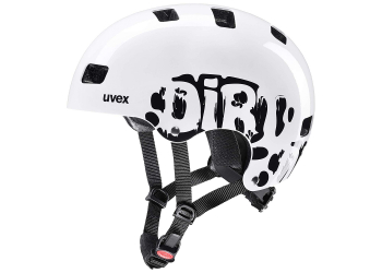 Uvex Kid 3 white/ black Kinderhelm