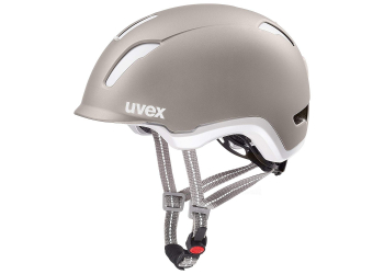 Uvex city 9 black mat Helm