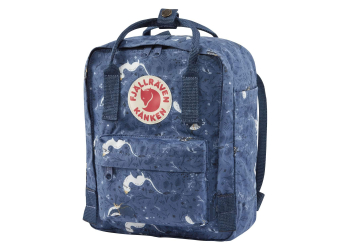 Fjällräven Kanken Art Mini blue fable Rucksack F23611-975