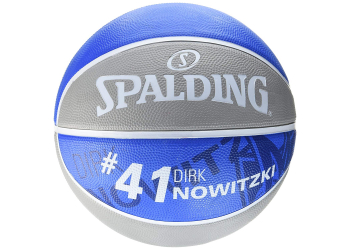 Spalding NBA Player Dirk Nowitzki Sz. 7 Basketball
