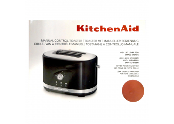 KitchenAid 5KMT2116EER Toaster empire rot