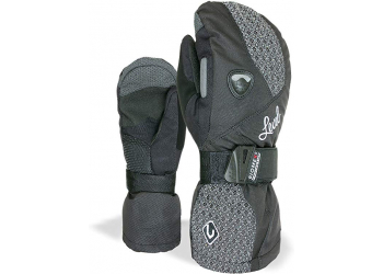 Level Butterfly Mitt dark Damenskihandschuhe 6,5