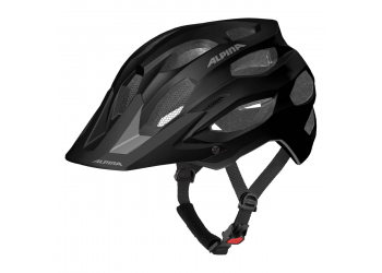 Alpina Carapax 2.0 black matt Helm 52-57cm