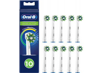 Oral-B Cross Action EB50RB-10 CleanMaximizer Ersatzbürsten