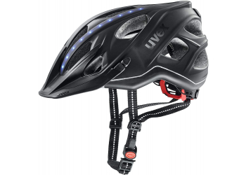 Uvex city light anthracite mat Helm 52-57cm