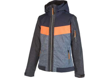 Rehall Ellis-R Jr. Kinder Skijacke, Real Denim, Gr. 128