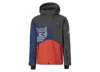 Rehall Brody-R Jr. Snowjacket Boys, Oak Grey, Gr. 116