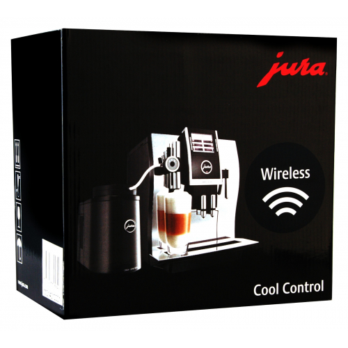 jura milchbeh lter 70584 cool control wireless 1l schwarz. Black Bedroom Furniture Sets. Home Design Ideas