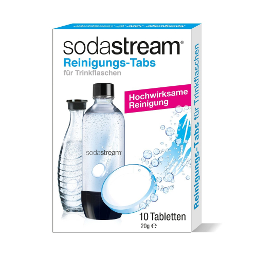 SodaStream Reinigungstabs 10er