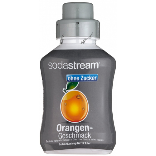 SodaStream Sirup Orange ohne Zucker 500ml